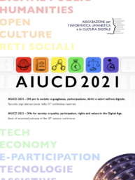AIUCD 2021 - Cover Page